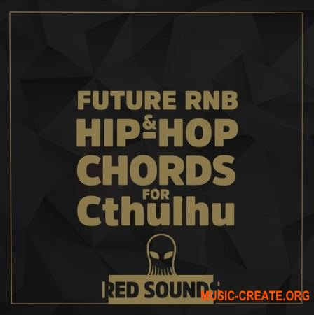 Red Sounds Future RnB And Hip-Hop (XFER RECORDS CTHULHU)