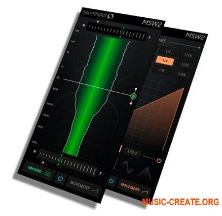 SoundSpot MSW2 VST VST3 AU AAX v1.0.1 MAC/WiN - виртуальный регулятор стереобазы