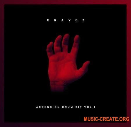 Gravez Ascension Drum Kit Vol I (WAV) - сэмплы ударных