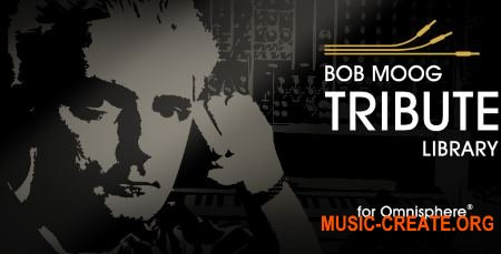 Spectrasonics Bob Moog Tribute Library Update 1.4e for Omnisphere Win/Mac