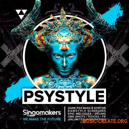 Singomakers Psystyle (MULTiFORMAT) - сэмплы Psystyle, Rawstyle, Hardstyle, Hard Dance