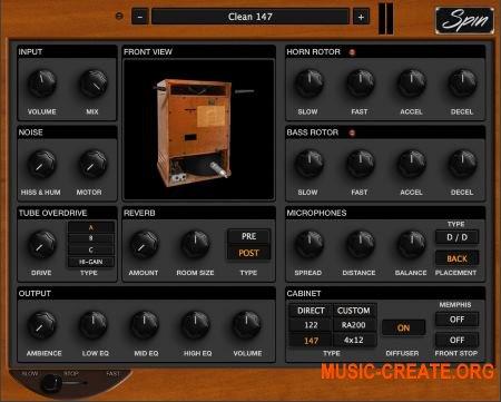 GG Audio Spin v1.0.0 WiN OSX (Team R2R) - имитатор устройств вращения динамиков