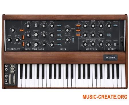 Arturia Mini V3 v3.3.1.1782 CSE (Team V.R) - синтезатор