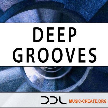 Deep Data Loops Deep Grooves (WAV) - сэмплы Deep House