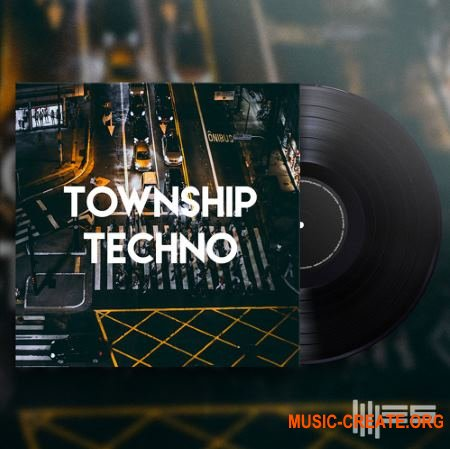 Engineering Samples Township Techno (WAV) - сэмплы Techno