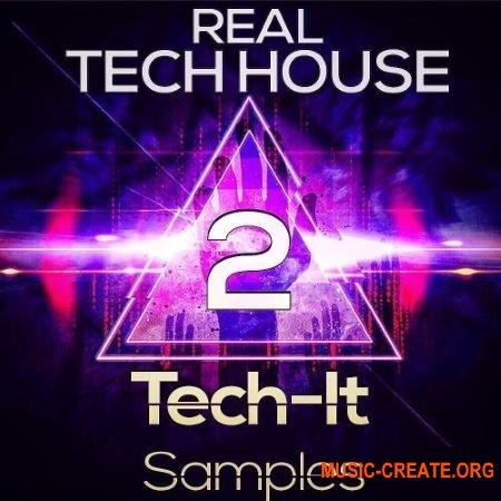 Tech-It Samples Real Tech House 2 (WAV) - сэмплы Tech House