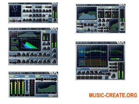 Wave Arts Power Suite & Master Restoration Suite v5.8.7 / v5.8.9 WIN OSX - сборка профессиональных плагинов