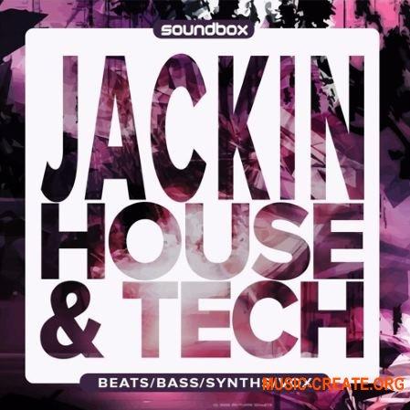 Soundbox Jackin House and Tech (WAV) - сэмплы House, Tech House