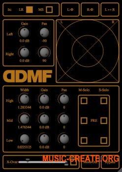 DDMF StereooeretS v2.0.2 (Team R2R) - stereo fiel плагин