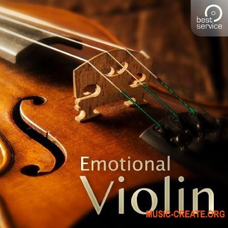 Best Service Emotional Violin (KONTAKT) - библиотека скрипки