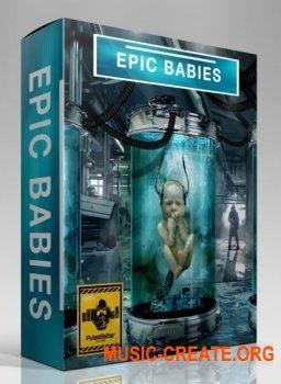 Pulsesetter-Sounds Epic Babies (KONTAKT) - библиотека звуков детских игрушек