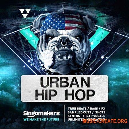 Singomakers Urban Hip Hop (WAV REX) - сэмплы Hip Hop