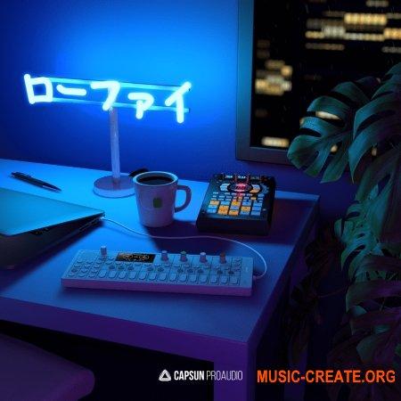 Capsun Audio: Bedroom Beats & Lofi Hip-Hop (WAV) - сэмплы Hip Hop