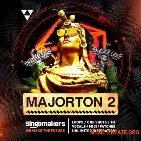 Singomakers Majorton 2 (WAV REX) - сэмплы Moombah, Reggaeton, Tropical Pop, EDM, Trap