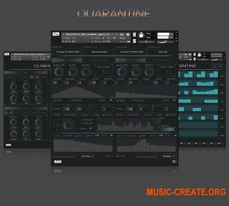 Audio Reward Quarantine (KONTAKT) - библиотека научно-фантастических звуков