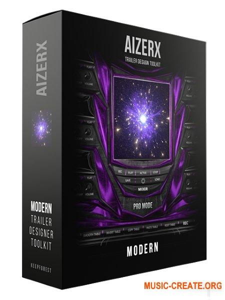 Keepforest AizerX Modern Trailer Designer Toolkit (KONTAKT)