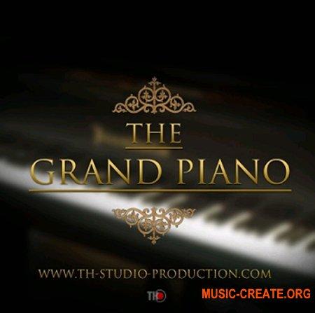 TH Studio Production THE GRAND PIANO (KONTAKT) - библиотека звуков рояля