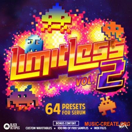 Black Octopus Sound Limitless By MDK Vol 2 (SERUM)