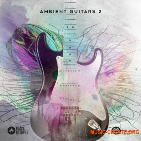 Black Octopus Sound Ambient Guitars Volume 2 (WAV) - сэмплы гитары