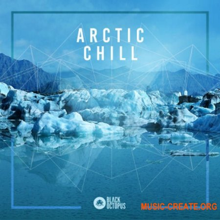 Black Octopus Sound Arctic Chill (WAV) - сэмплы Chill, Downtempo, Ambient