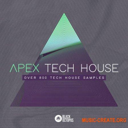 Black Octopus Sound Apex Tech House (WAV) - сэмплы Tech House
