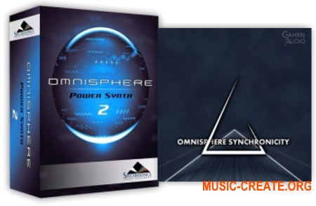 Gahrn Audio Omnisphere Synchronicity (SPECTRASONiCS OMNiSPHERE 2)