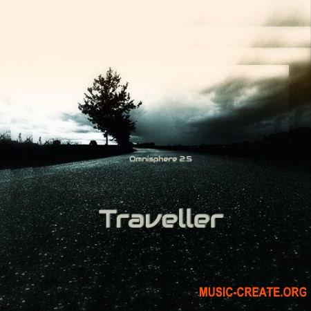 Triple Spiral Audio Traveller (SPECTRASONiCS OMNiSPHERE 2)