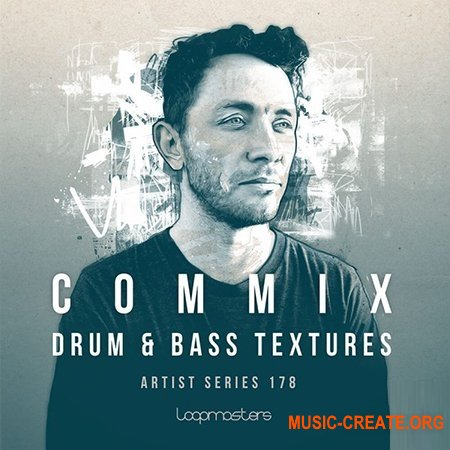 Loopmasters Commix Drum and Bass Textures
