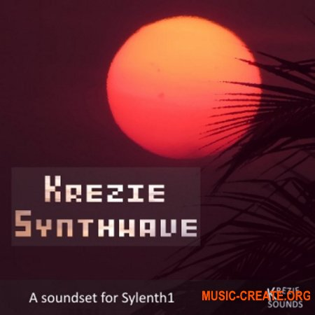 Krezie Sounds Synthwave