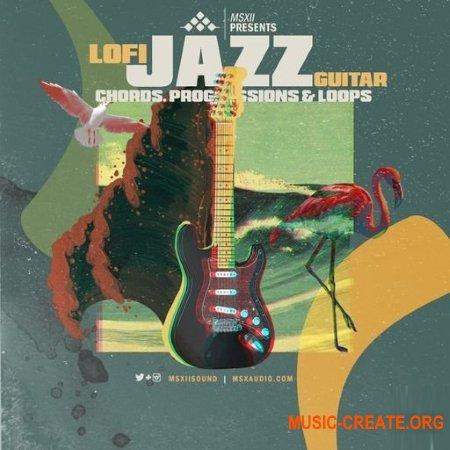 Sounds.com Lofi Jazz Guitar