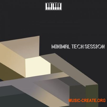 Abstract Sounds Minimal Tech Session (WAV) - сэмплы Minimal Tech