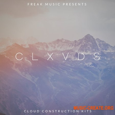 Freak Music CLXVDS (WAV MIDI SPIRE) - сэмплы Trap, Chillout, Chillstep, Hip-Hop