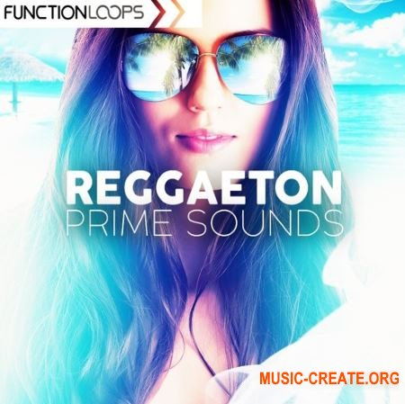 Function Loops Reggaeton Prime Sounds (WAV MiDi) - сэмплы Reggaeton
