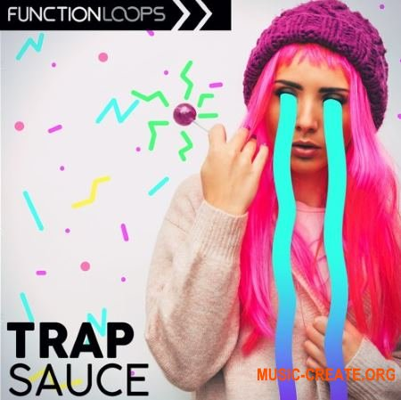 Function Loops Trap Sauce (WAV MiDi) - сэмплы Trap