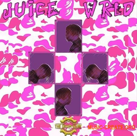 The Drum Bank Juice Wrld (WAV MiDi) - сэмплы Hip Hop, Rap