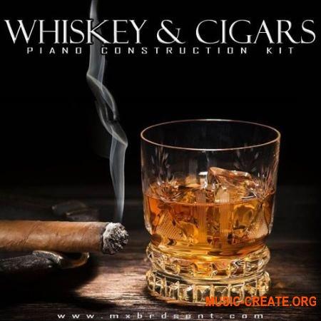 The Drum Bank Whiskey And Cigars (WAV MiDi) - сэмплы Hip Hop, Rap