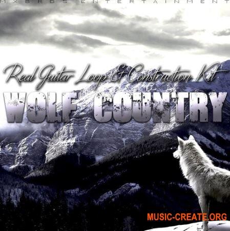 The Drum Bank Wolf Country (WAV MiDi) - сэмплы Hip Hop