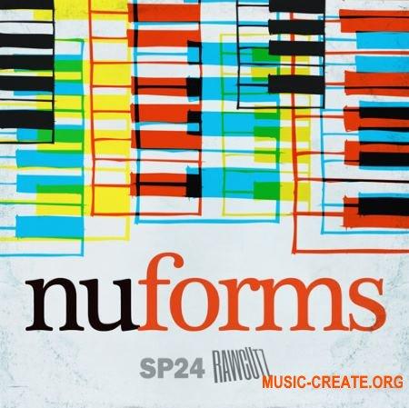 Rawcutz Nu Forms (WAV REX) - сэмплы Jazz