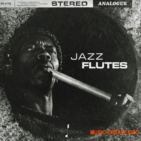 Touch Loops Jazz Flutes (WAV) - сэмплы джазовой флейты