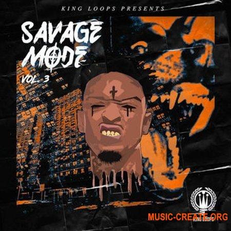 King Loops Savage Mode Vol 3