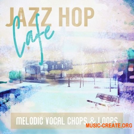HQO Jazz Hop Cafe (WAV) - сэмплы Jazz, Hip Hop Soul