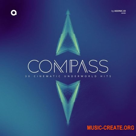 Asonic Compass (WAV) - сэмплы Atmospheric