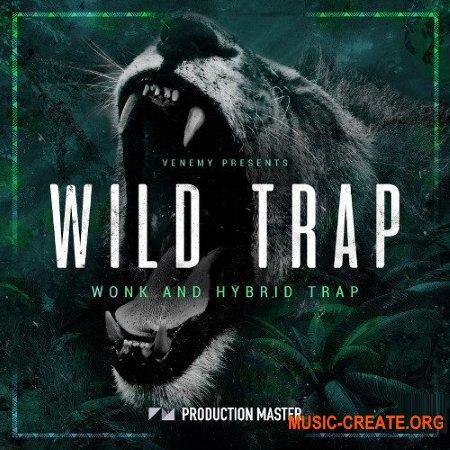 Production Master Wild Trap (WAV) - сэмплы Trap