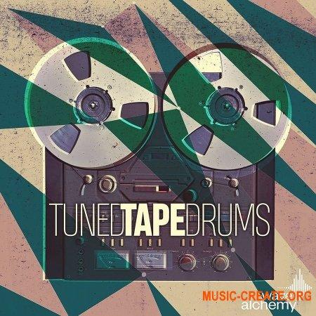 Wave Alchemy Tuned Tape Drums (WAV) - драм сэмплы
