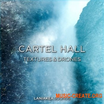 Laniakea Sounds Cartel Hall Textures And Drones (WAV) - кинематографические сэмплы