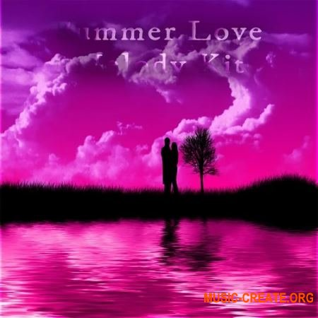 Maserati Sparks Summer Love Melody Kit (WAV) - сэмплы RnB