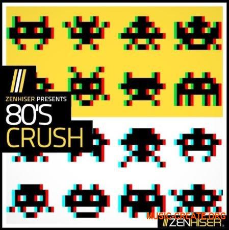Zenhiser 80s Crush (WAV) - сэмплы ретро 80-х годов