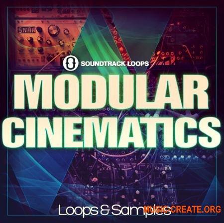 Soundtrack Loops Modular Cinematics (WAV) - кинематографические сэмплы