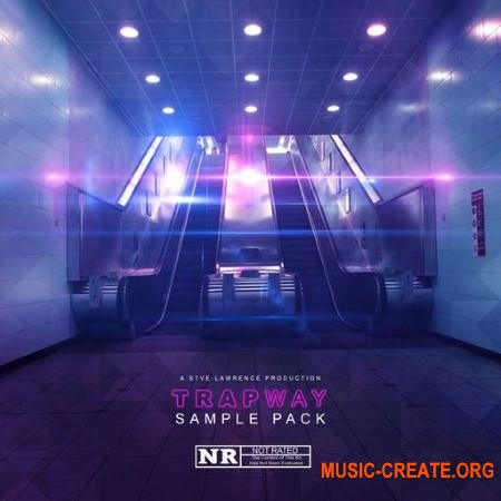 Stve Lawrence TRAPWAY (WAV) - сэмплы Trap, RnB, Hip-Hop