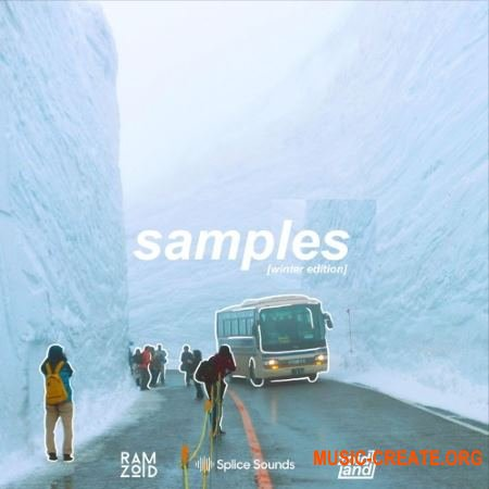 Splice Sounds Ramzoid Samples Winter Edition (WAV) - сэмплы Future Bass, Electronic